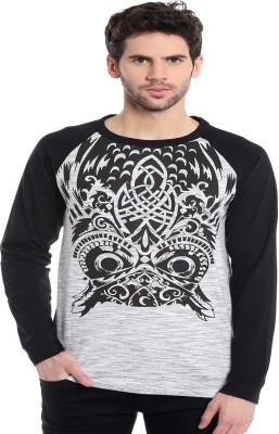 MASCULINO LATINO Full Sleeve Printed Men's Sweatshirt