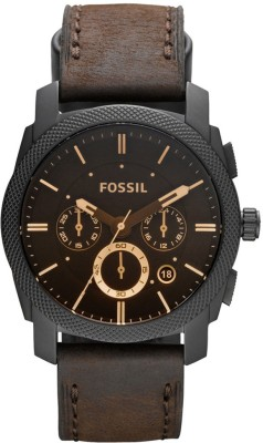 Fossil FS4656 MACHINE Analog Watch For Men