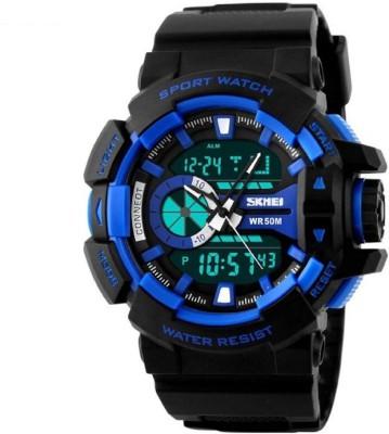 SKMEI S072C0 Analog Digital Watch   For Men SKMEI Wrist Watches