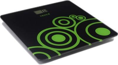 7962ec0987 Venus Digital Glass Weighing Scale(Black)
