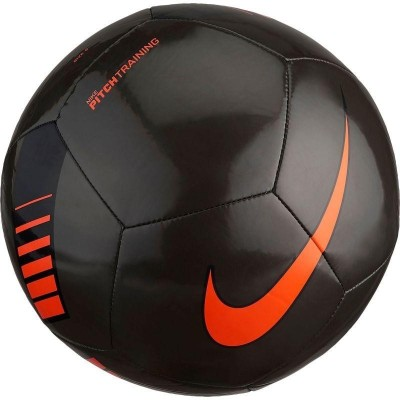 Nike Pitch Training Football - Size: 5(Pack of 1, Multicolor)