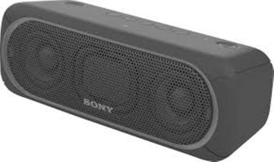 Sony Sony SRS-XB30 Portable Bluetooth Mobile/Tablet Speaker (Black, Stereo Channel) BLack 5 W Portable Bluetooth  Speaker(Black, Stereo Channel)