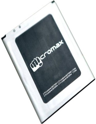 Micromax  Battery - MICROMAX CANVAS FIRE3 A096(Black)  available at flipkart for Rs.475