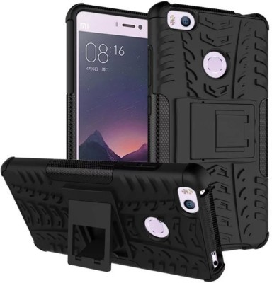 Aspir Back Cover for Mi Max(Black Defender, Shock Proof) at flipkart