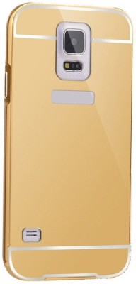Love Berry Back Cover for SAMSUNG Galaxy S5(Gold, Metal)