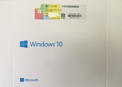 Microsoft BSF Windows 10 pro 64 Bit