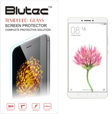 Blutec Tempered Glass Guard for Samsung Galaxy Note 5(Pack of 1)