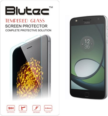 Blutec Tempered Glass Guard for Samsung Galaxy E5(Pack of 1)