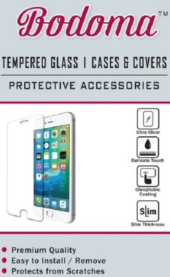 Bodoma Tempered Glass Guard for Motorola Moto G2 (2nd Gen) pack of 2 glass(Pack of 2)