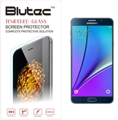 Blutec Tempered Glass Guard for Mi Max(Pack of 1)