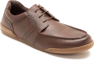 Red Tape RTR1352 Casuals(Brown) at flipkart