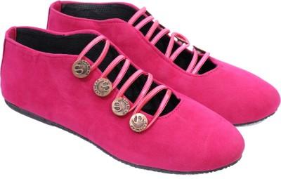 Royal Crown Bellies(Pink) at flipkart