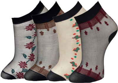 Welwear Women Ankle Length(Pack of 4) at flipkart