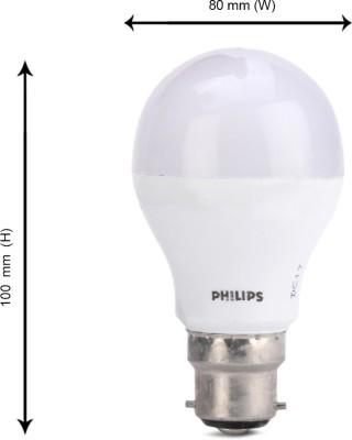 Philips-7W-White-LED-Bulbs-(Pack-Of-6)
