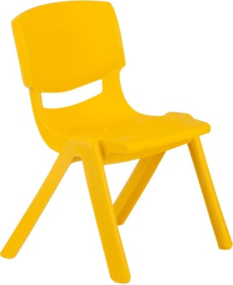 LuvLap Plastic Chair(Finish Color - Yellow)