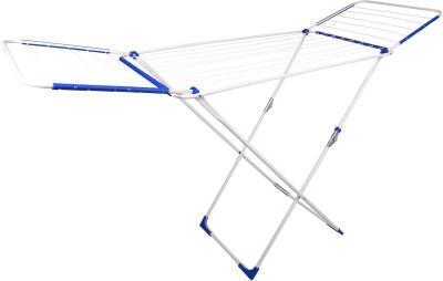 Peng Essentials Colossal Steel Floor Cloth Dryer Stand(Grey)
