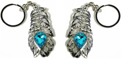 Oyedeal OMG Limited Edition Pack Of 2 Key Chain(Multicolor)  available at flipkart for Rs.129