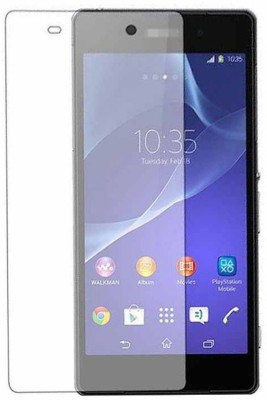 Tecozo Tempered Glass Guard for Sony Xperia M4 Aqua(Pack of 1)