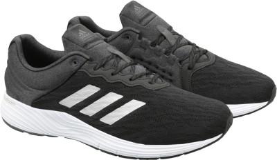 Adidas FLUIDCLOUD M Running Shoes(Black) from flipkart in Footwear