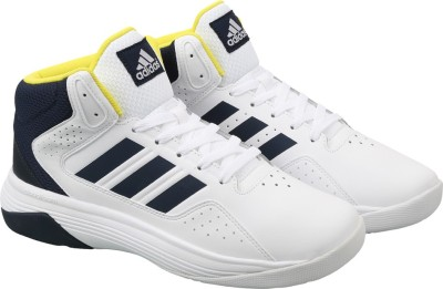 50% OFF on ADIDAS NEO CLOUDFOAM ILATION MID Sneakers For Men(White) on  Flipkart  834f7238a