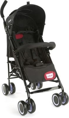 LuvLap City Baby Buggy Stroller - Black Stroller(3, Black)