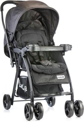 LuvLap Joy Baby Stroller - Black Stroller(3, Black)