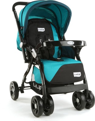 LuvLap Galaxy Stroller(3, Green, Black)