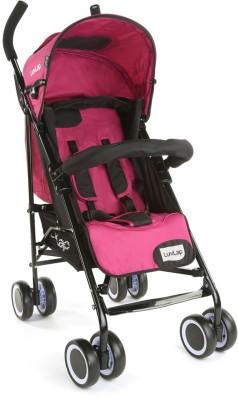 LuvLap City Baby Buggy Stroller - Pink Stroller(3, Pink)