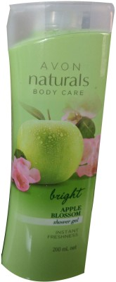 Avon Naturals Apple Blossom Shower Gel, 200 ML