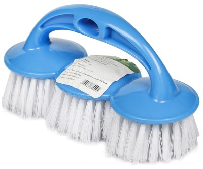 Aasaan Floor & Tiles Scrubber (Blue) Polypropylene NA Brush(Blue, Pack of 1)  available at flipkart for Rs.175