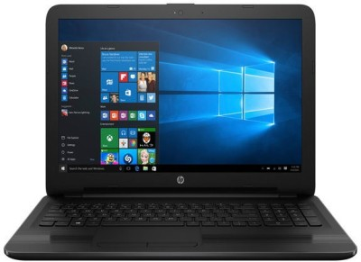 HP ATA APU Quad Core A6 - (4 GB/DOS) 15-BA044AU Notebook(15.5 inch, Black, 2.5 kg)