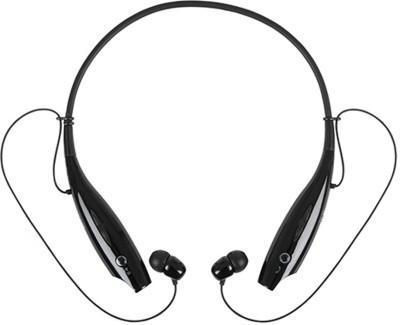 Shopkeeda Services TONE-HBS730-BLK Headphone(Glossy Black, In the Ear) 1