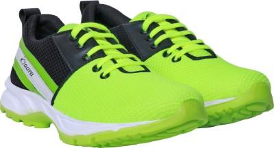 Kzaara Outdoors For Men Green Kzaara Casual Shoes