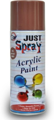 Just Spray ANTI RUST PRIMERAcrylic Spray Paint 400 ml(Pack of 1)  available at flipkart for Rs.430