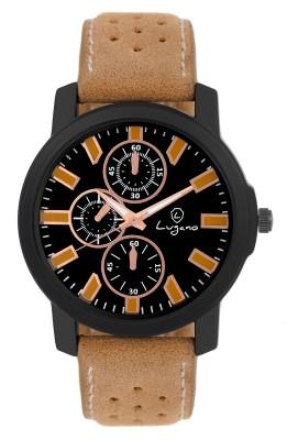 Lugano Stylish Analog Watch   For Men Lugano Wrist Watches