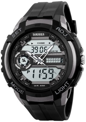 Skmei 1202- SIL Sports Analog-Digital Watch For Boys