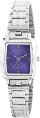 Maxima Analog Purple Dial Women's Watch, 38840CMLI