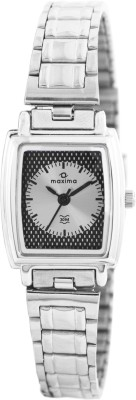 Maxima 38841CMLI Analog Black Dial Women's Watch (38841CMLI)