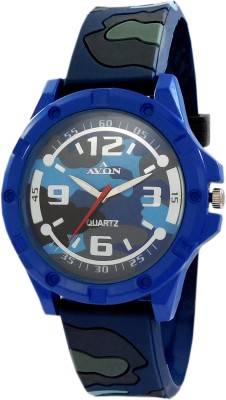 A Avon PK_152 Army Color Analog Watch For Boys
