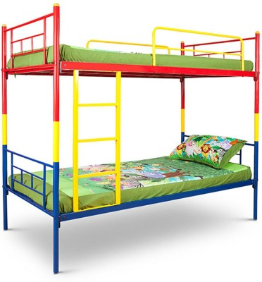 48 Off On Hometown Metal Bunk Bedfinish Color Red Yellow And