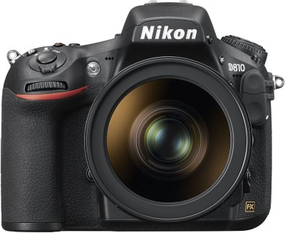 Nikon D 810 DSLR Camera Body with Single Lens: 24-120mm VR Lens(Black) at flipkart