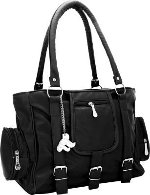 Lady bar Hand-held Bag(Black)