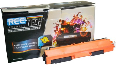 ReeTech Laser Jet CE-310A/CF-350A Single Color Toner(Black)
