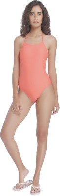 Vero Moda Solid Women Swimsuit at flipkart