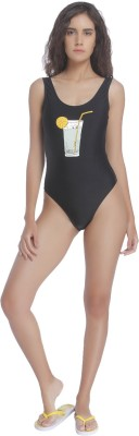 Vero Moda Printed Women Swimsuit at flipkart