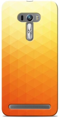 Sowing Happiness Back Cover for Asus Zenfone Selfie Multicolor