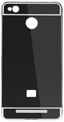 Jexter Back Cover for Mi Redmi 3S, Mi Redmi 3S Prime(Black, Metal, Plastic) Flipkart