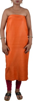 Grassroot Galery Cotton Linen Blend Printed Salwar Suit Dupatta Material(Un-stitched)