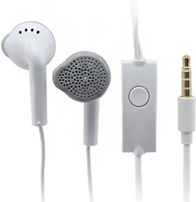 Anytime Shops Spice Mobile Headphones White, In the Ear  available at Flipkart for Rs.299