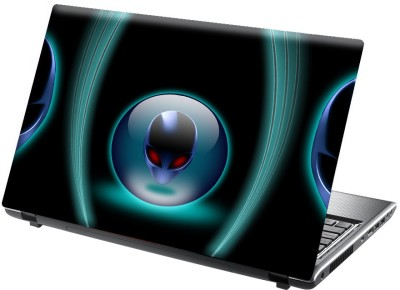Onlinemart Eyes Vinyl Laptop Decal 15.6